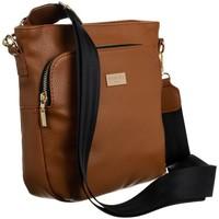 Torbice Ženske Ročne torbice Badura 130960 Rjava