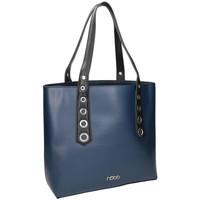 Torbice Ženske Ročne torbice Nobo 99470 Mornarsko modra