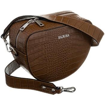 Torbice Ženske Ročne torbice Badura 98780 Rjava