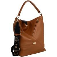 Torbice Ženske Ročne torbice Badura 131110 Rjava