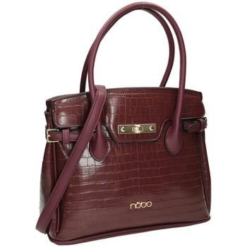 Torbice Ženske Ročne torbice Nobo 99310 Bordo rdeča