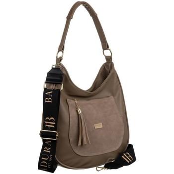 Torbice Ženske Ročne torbice Badura 131290 Bež