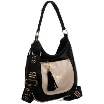 Torbice Ženske Ročne torbice Badura 131300 Črna