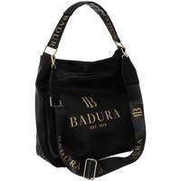 Torbice Ženske Ročne torbice Badura 94680 Črna