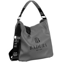Torbice Ženske Ročne torbice Badura 131040 Siva