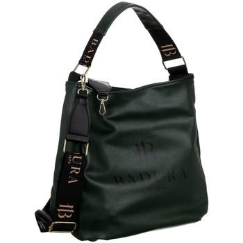 Torbice Ženske Ročne torbice Badura 131050 Zelena