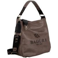 Torbice Ženske Ročne torbice Badura 131030 Bež