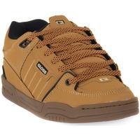 Čevlji  Moški Skate čevlji Globe FUSION GOLDEN BROWN Marrone