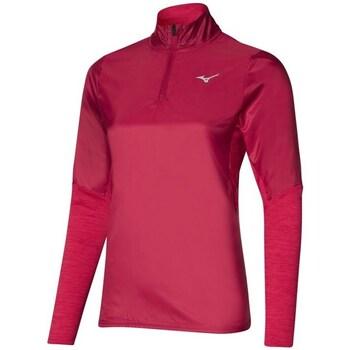 Oblačila Ženske Športne jope in jakne Mizuno Hybrid HZ Rdeča