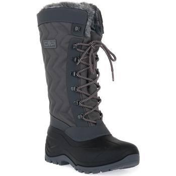 Čevlji  Ženske Škornji za sneg Cmp 887 NIETOS SNOW BOOTS Grigio