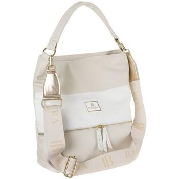 Torbice Ženske Ročne torbice Badura TD224BEBIACD33051 Krem