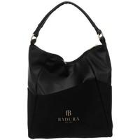Torbice Ženske Ročne torbice Badura TD169CZCD34853 Črna