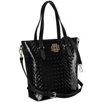 Torbice Ženske Ročne torbice Monnari BAG254002034700 Črna