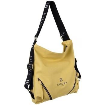 Torbice Ženske Ročne torbice Badura D207ZOLCD Rumena