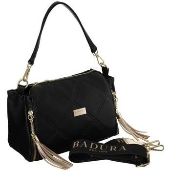 Torbice Ženske Ročne torbice Badura TD228PIKCZCD33589 Črna