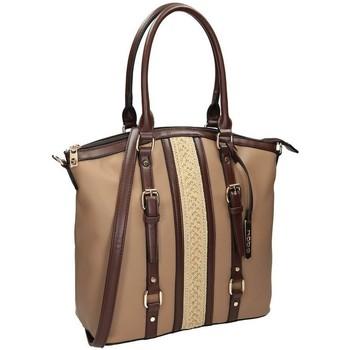 Torbice Ženske Ročne torbice Nobo NBAGK0570CM17 Bež