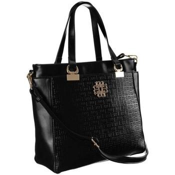 Torbice Ženske Ročne torbice Monnari BAG2850M20 Črna