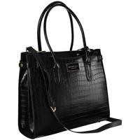 Torbice Ženske Ročne torbice Monnari BAG2920020 Črna