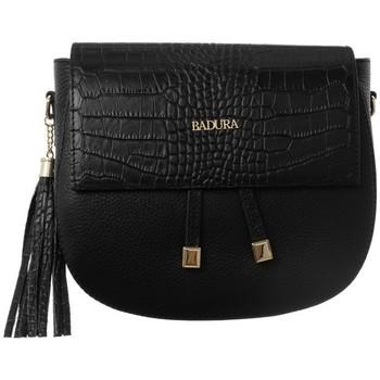 Torbice Ženske Ročne torbice Badura TD114CZCD29044 Črna