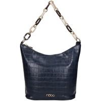 Torbice Ženske Ročne torbice Nobo NBAGK3720C013 Mornarsko modra