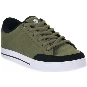 Čevlji  Nizke superge C1rca AL 50 GREEN BLACK WHITE Verde