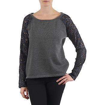 Oblačila Ženske Puloverji Stella Forest ZTS015 Siva