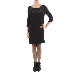 Oblačila Ženske Kratke obleke Stella Forest ZRO045 Črna