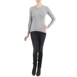 Oblačila Ženske Kavbojke slim School Rag PHOEBE SUPER SLIM COMFORT Črna