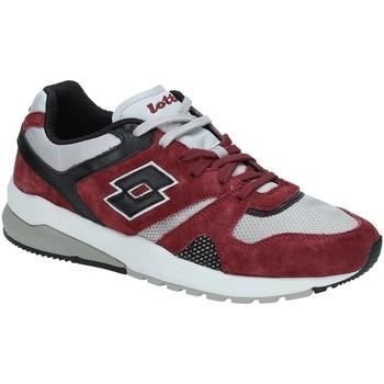 Čevlji  Moški Nizke superge Lotto T7387 Rdeča