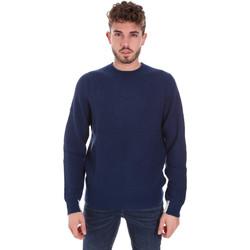 Oblačila Moški Puloverji Antony Morato MMSW01218 YA500071 Modra