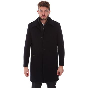 Oblačila Moški Plašči Antony Morato MMCO00741 FA500047 Črna