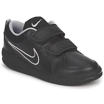 Čevlji  Otroci Nizke superge Nike PICO 4 PSV Črna / Siva