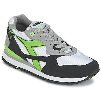 Čevlji  Nizke superge Diadora N-92 Bela / Črna / Zelena