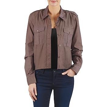 Oblačila Ženske Srajce & Bluze Brigitte Bardot BB43077 Kostanjeva