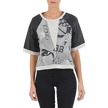 Oblačila Ženske Puloverji Brigitte Bardot BB43025 Siva