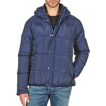 Oblačila Moški Puhovke Bench QUOTA Modra