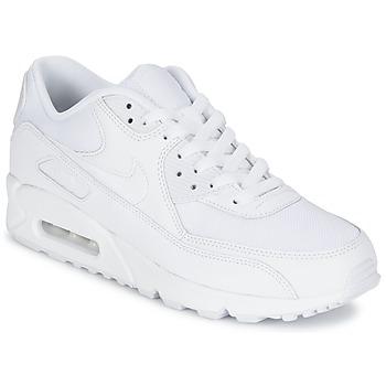 Čevlji  Moški Nizke superge Nike AIR MAX 90 ESSENTIAL Bela