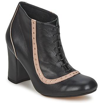 Čevlji  Ženske Nizki škornji Sarah Chofakian SALUT Črna