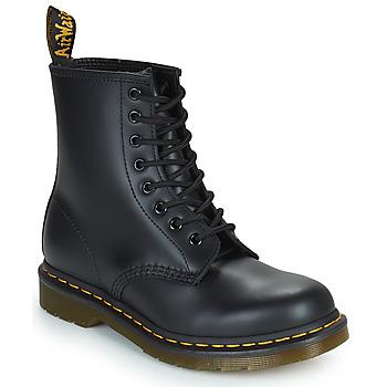 Čevlji  Polškornji Dr Martens 1460 8 EYE BOOT Črna