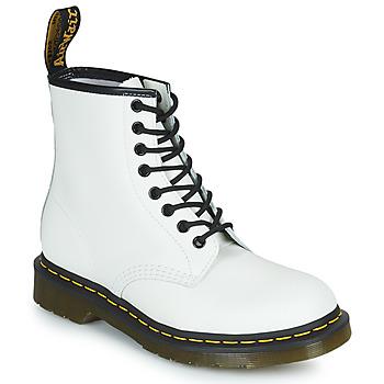 Čevlji  Polškornji Dr Martens 1460 Bela
