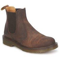 Čevlji  Polškornji Dr Martens 2976 CHELSEA BOOT Kostanjeva
