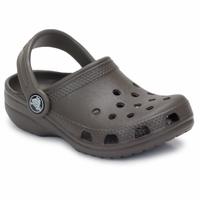 Čevlji  Otroci Cokli Crocs KIDS CLASSIC CAYMAN Čokoládová
