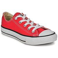 Čevlji  Otroci Nizke superge Converse ALL STAR OX Rdeča
