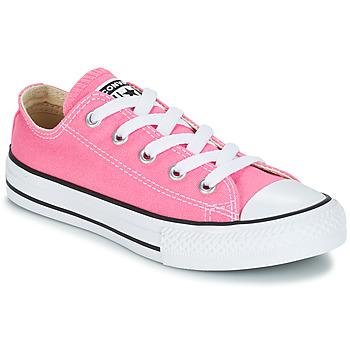 Čevlji  Deklice Nizke superge Converse CHUCK TAYLOR ALL STAR CORE OX Rožnata
