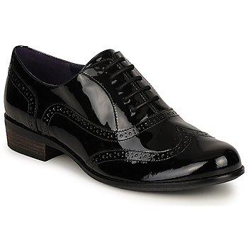 Čevlji  Ženske Čevlji Richelieu Clarks HAMBLE OAK Črna