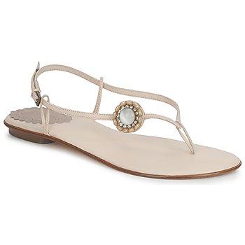 Čevlji  Ženske Sandali & Odprti čevlji Slinks Katie Rose & Mowana Moon Bela