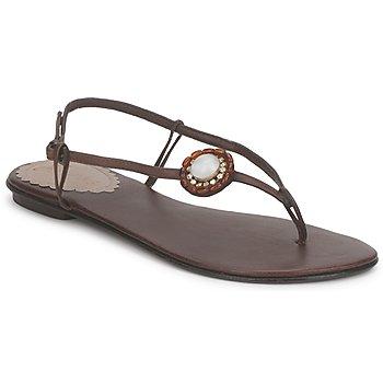 Čevlji  Ženske Sandali & Odprti čevlji Slinks Katie Rose & Mowana Moon Čokoladna