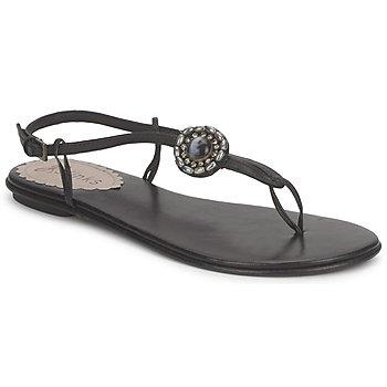 Čevlji  Ženske Sandali & Odprti čevlji Slinks Katie Rose & Mowana Moon Črna