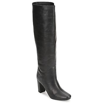 Čevlji  Ženske Mestni škornji    Antik Batik LARA Črna