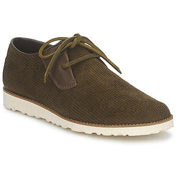 Čevlji  Moški Čevlji Derby Nicholas Deakins Macy Micro Kostanjeva